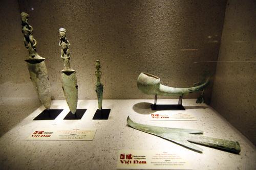 Hình ảnh Bộ sưu tập cổ vật hiếm thấy ở Việt Nam số 1