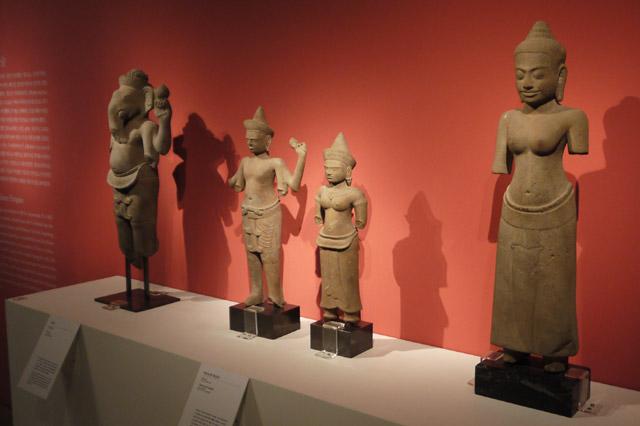 Hàn Quốc, Seoul, bảo tàng, viện bảo tàng, đồ cổ, Việt Nam, nhà Lý, nhà Lê, trống đồng Đông Sơn